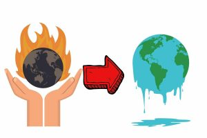 Global warming is one of the biggest threats that humans face