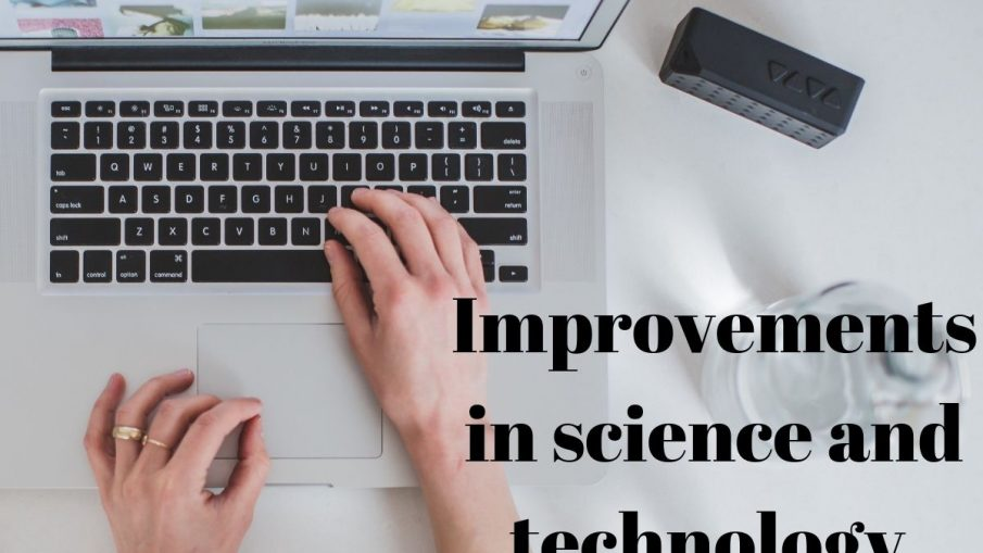 Improvements in science and technology