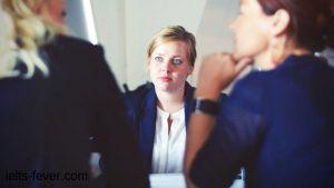 More women in management than men