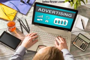 Advertisement IELTS Speaking part 1 Questions With Answers (1)