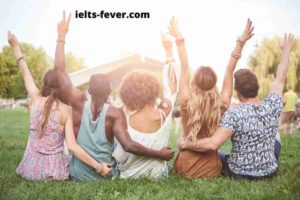 Friends IELTS Speaking Part 1 Questions With Answers (1)