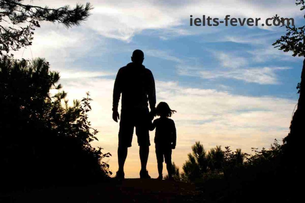Some Think that Fathers Should Have Time Off from Work After the Birth of A Child (6) (1)